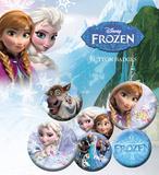 Disney's Frost Badge-pakke Badge
