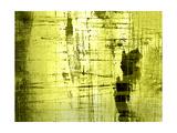 Vert Lime Giclee Print by Anna Polanski