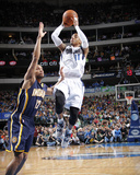 Mar 9, 2014, Indiana Pacers vs Dallas Mavericks - Monta Ellis Photographic Print by Glenn James