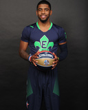 2014 NBA All-Star Game: Feb 16 - Kyrie Irving Photographic Print by Bill Baptist