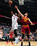 Apr 4, 2014, Cleveland Cavaliers vs Atlanta Hawks - Paul Millsap Photo by Scott Cunningham