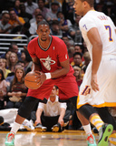 Dec 25, 2013, Miami Heat vs Los Angeles Lakers - Chris Bosh Photo by Andrew Bernstein