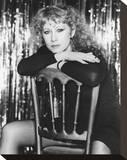 Helen Mirren Stretched Canvas Print