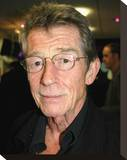 John Hurt Stretched Canvas Print