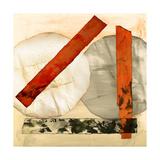 Abstract Textures I Giclee Print by Anna Polanski
