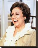 Jean Stapleton Stretched Canvas Print