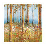 Field of Flowers I Giclee Print by Sloane Addison