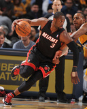 Dec 30, 2013, Miami Heat vs Denver Nuggets - Dwayne Wade Photographic Print by Garrett Ellwood