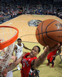 Mar 19, 2014, Toronto Raptors vs New Orleans Pelicans - DeMar DeRozan Photographic Print by Layne Murdoch