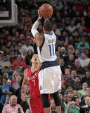 Jan 29, 2014, Houston Rockets vs Dallas Mavericks - Monta Ellis Photographic Print by Danny Bollinger