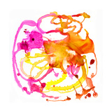 Watercolour Abstract IV Prints by Anna Polanski