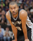 Mar 21, 2014, San Antonio Spurs vs Sacramento Kings - Tony Parker Photo af Rocky Widner