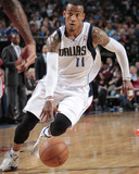 Mar 27, 2014, Los Angeles Clippers vs Dallas Mavericks - Monta Ellis Photographic Print by Danny Bollinger