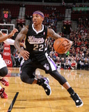 Nov 8, 2013, Sacramento Kings vs Portland Trail Blazers - Isaiah Thomas Photographic Print by Sam Forencich