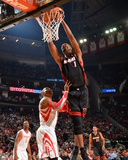 Mar 4, 2014, Miami Heat vs Houston Rockets - Chris Bosh Photo by Jesse D. Garrabrant