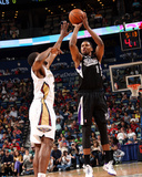 Mar 31, 2014, Sacremento Kings vs New Orleans Pelicans - Rudy Gay Photographic Print by Layne Murdoch