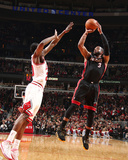 Mar 9, 2014, Miami Heat vs Chicago Bulls - Dwayne Wade Photo by Nathaniel S. Butler