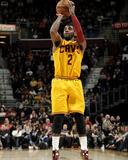 Apr 5, 2014, Charlotte Bobcats vs Cleveland Cavaliers - Kyrie Irving Foto von David Liam Kyle
