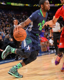 2014 NBA All-Star Game: Feb 16 - Kyrie Irving Photographic Print by Jesse D. Garrabrant
