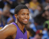 Apr 4, 2014, Sacramento Kings vs Golden State Warriors - Rudy Gay Photographic Print by Rocky Widner