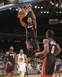 Feb 12, 2014, Miami Heat vs Golden State Warriors - Chris Bosh Photo by Rocky Widner