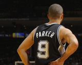 Mar 22, 2014, San Antonio Spurs vs Golden State Warriors - Tony Parker Photo by Rocky Widner