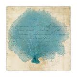 Blue Coral IV Giclee Print by Anna Polanski