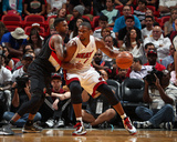 May 24, 2013, Portland Trail Blazers vs Miami Heat - Chris Bosh Photo by Nathaniel S. Butler