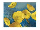 Sunshine Flowers Print by Sloane Addison