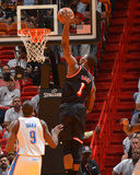 Jan 29, 2014, Oklahoma City Thunder vs Miami Heat - Chris Bosh Photo by Jesse D. Garrabrant