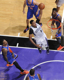 Mar 26, 2014, New York Knicks vs Sacramento Kings - Rudy Gay Photographic Print by Rocky Widner