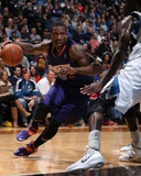 Mar 23, 2014, Phoenix Suns vs Minnesota Timberwolves - Eric Bledsoe Photographic Print by David Sherman