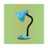 MCM Lamp II Giclee Print by Sloane Addison