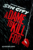 Sin City: A Dame to Kill For Affiches