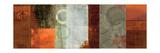 Copper Segments Prints by Sloane Addison
