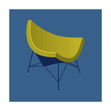 Mid Century Chair I Prints by Sloane Addison