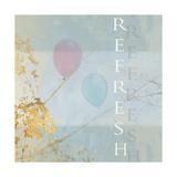 Refresh Balloons Sztuka autor Sloane Addison