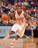 Nov 10, 2013, New Orleans Pelicans vs Phoenix Suns - Eric Bledsoe Photographic Print by Barry Gossage