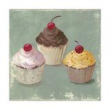 Cupcakes Print by Anna Polanski