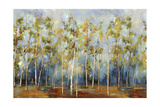 Indigo Forest Giclee Print by Sloane Addison