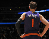 Feb 18, 2014, Phoenix Suns vs Denver Nuggets - Goran Dragic Photographic Print by Bart Young