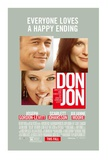 Don Jon Masterprint
