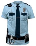 Johnny Law Costume Tee (slim fit) Skjorter