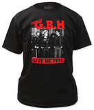 G.B.H - Give Me Fire T-shirts