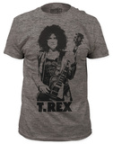 T. Rex - Guitar (slim fit) T-shirts