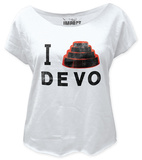 Juniors: Devo - I Dome Devo (dolman) T-shirts