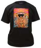 Jimi Hendrix - Axis: Bold As Love T-shirts