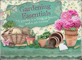 Gardening Essentials Tin Sign