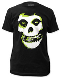 Misfits - Green Shift (slim fit) Shirts