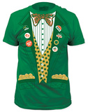 Leprechaun Costume Tee (slim fit) Vêtement